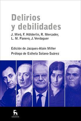 Imagen de DELIRIOS Y DEBILIDADES