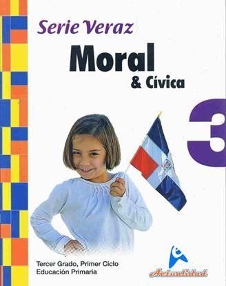 Imagen de MORAL Y CIVICA SERIE VERAZ 3