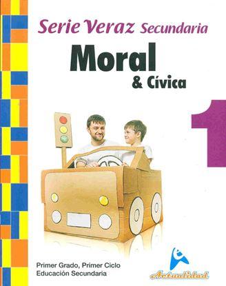 Imagen de MORAL Y CIVICA SERIE VERAZ 1 (MEDIA)