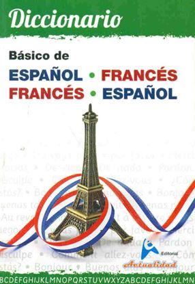Imagen de DICC. BASICO DE ESPAÑOL- FRANCES - FRANC