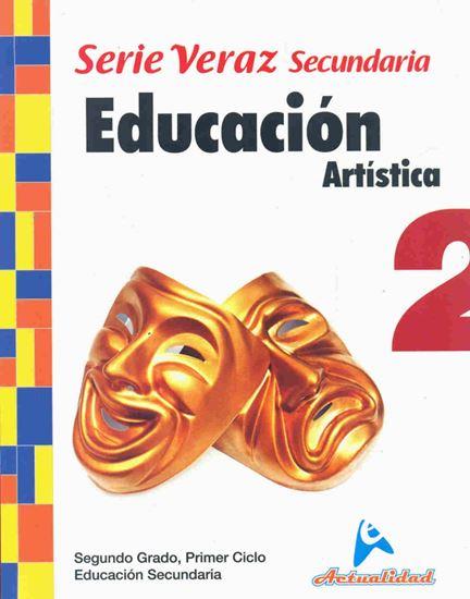Imagen de EDUC. ARTISTICA SERIE VERAZ 2 (MEDIA)