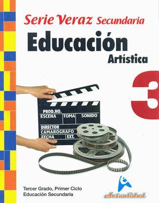 Imagen de EDUC. ARTISTICA SERIE VERAZ 3 (MEDIA)