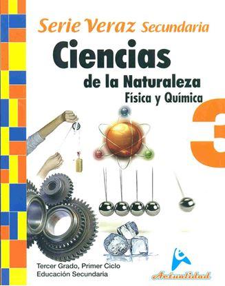 Imagen de CIENCIAS DE LA NAT. SERIE VERAZ 3 (MEDIA