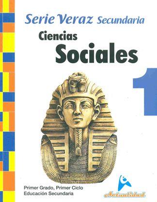 Imagen de CIENCIAS SOCIALES SERIE VERAZ 1 (MEDIA)