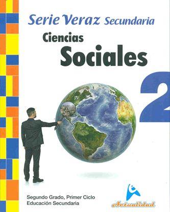 Imagen de CIENCIAS SOCIALES SERIE VERAZ 2 (MEDIA)