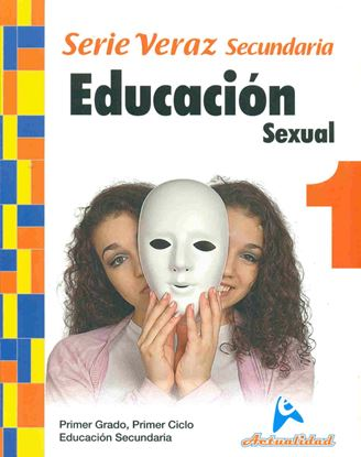 Imagen de EDUCACION SEXUAL SERIE VERAZ 1 (MEDIA)