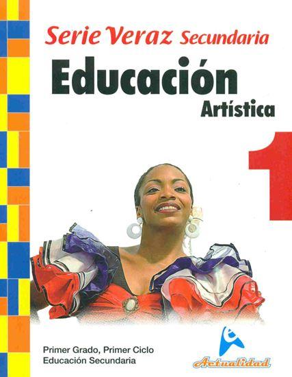 Imagen de EDUC. ARTISTICA SERIE VERAZ 1 (MEDIA)