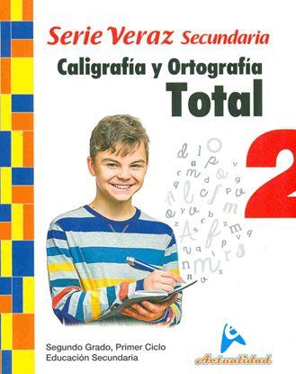 Imagen de CAL. Y ORTOG. TOTAL SERIE VERAZ 2 (MEDIA