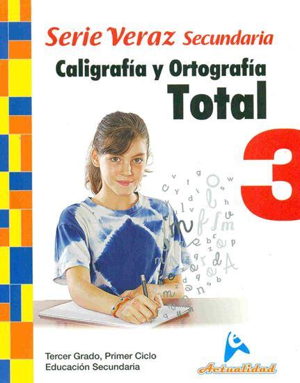 Imagen de CAL. Y ORTOG. TOTAL SERIE VERAZ 3 (MEDIA