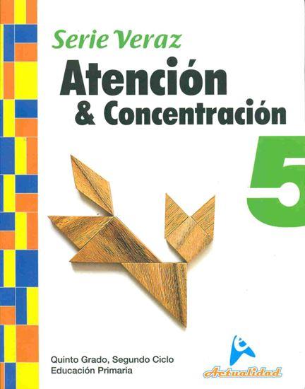 Imagen de ATENCION Y CONCENTRACION S/VERAZ 5 (B)