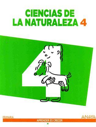 Imagen de CIENCIAS DE LA NATURALEZA 4 (ANAYA)