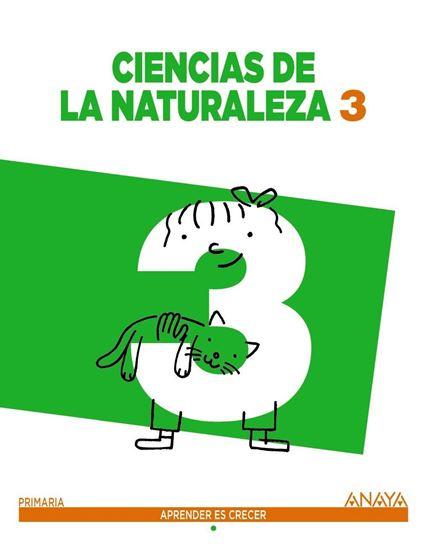 Imagen de CIENCIAS DE LA NATURALEZA 3 (ANAYA)