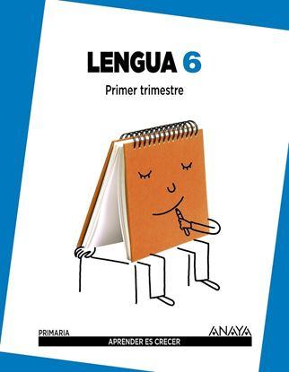 Imagen de LENGUA 6 (ANAYA)