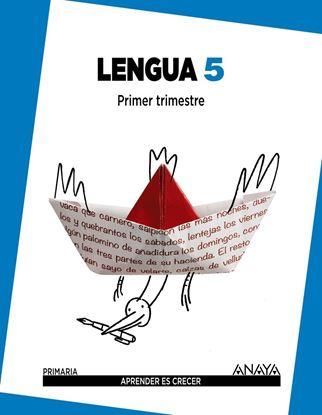 Imagen de LENGUA 5 (ANAYA)