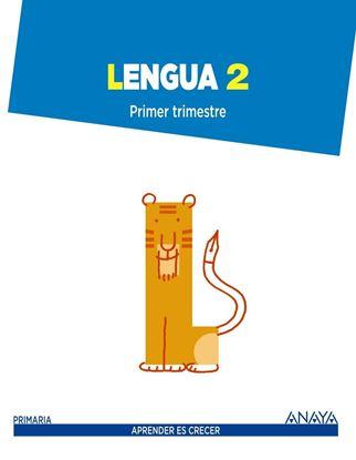 Imagen de LENGUA 2 (ANAYA)