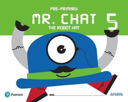 Imagen de MR. CHAT 5. THE ROBOT HAT