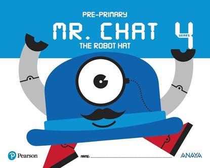 Imagen de MR. CHAT 4. THE ROBOT HAT