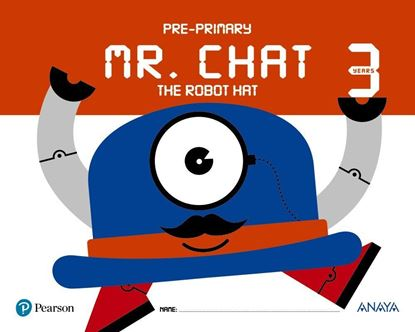 Imagen de MR. CHAT 3. THE ROBOT HAT