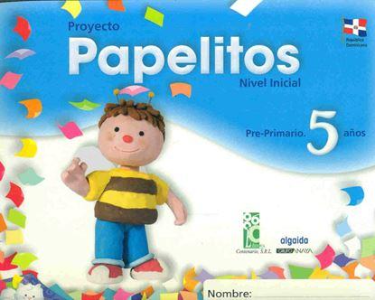 Imagen de PAPELITOS 5 AÑOS