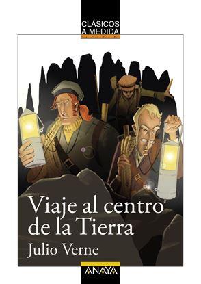 Imagen de VIAJE CENTRO DE TIERRA (ANAYA)