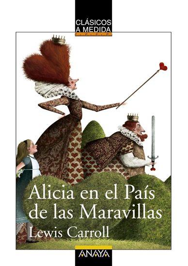 Imagen de ALICIA EN EL PAIS DE LAS M. (ANAYA)