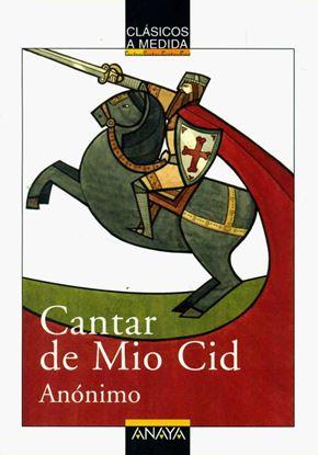 Imagen de CANTAR DE MIO CID  (ANAYA)