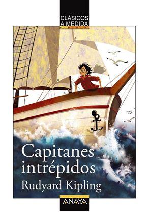 Imagen de CAPITANES INTREPIDOS (ANAYA)