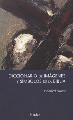 Imagen de DICC. DE IMAGENES Y SIMBOLOS DE LA BIBLI