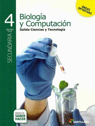 Imagen de BIOLOGIA Y COMPUTACION 4 SECUN SABER HAC