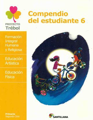 Imagen de COMPENDIO DEL ESTUDIANTE 6 PRIM. S TREBO