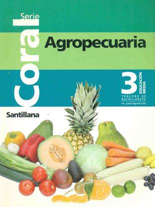 Imagen de AGROPECUARIA 3 BACH. SERIE CORAL