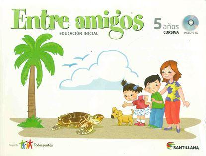 Imagen de ENTRE AMIGOS 5 AÑOS