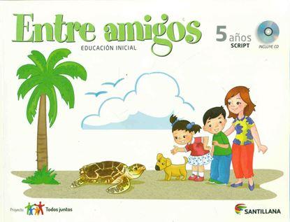 Imagen de ENTRE AMIGOS 5 AÑOS (SCRIPT)