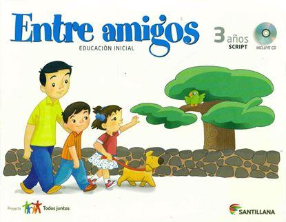Imagen de ENTRE AMIGOS 3 AÑOS (SCRIPT)