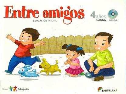 Imagen de ENTRE AMIGOS 4 AÑOS