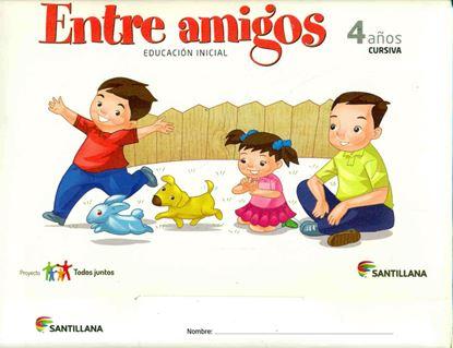 Imagen de CARPETA ENTRE AMIGOS 4 AÑOS