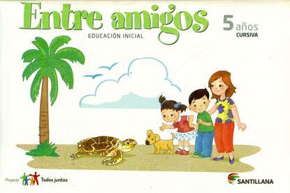 Imagen de CARPETA ENTRE AMIGOS 5 AÑOS