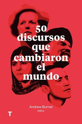 Imagen de 50 DISCURSOS QUE CAMBIARON EL MUNDO