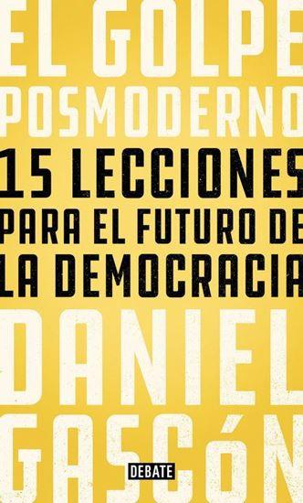 Imagen de EL GOLPE POSMODERNO