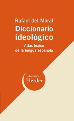 Imagen de DICCIONARIO IDEOLOGICO