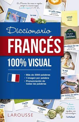 Imagen de DICCIONARIO FRANCES 100% VISUAL
