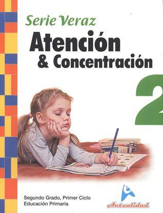Imagen de ATENCION Y CONCENTRACION S/VERAZ 2 (B)