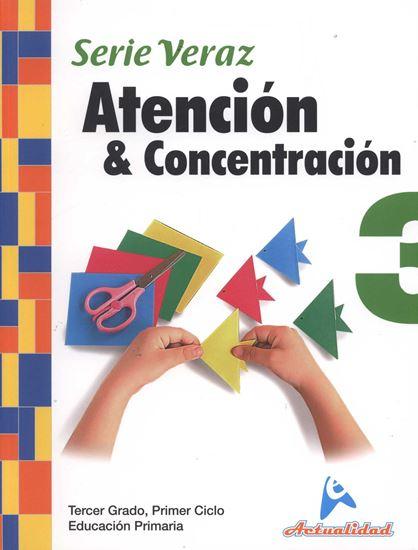 Imagen de ATENCION Y CONCENTRACION S/VERAZ 3 (B)