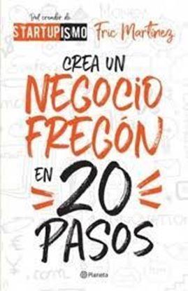 Imagen de CREA UN NEGOCIO FREGON EN VEINTE PASOS