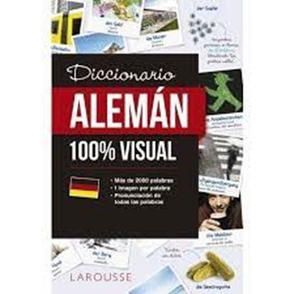 Imagen de DICCIONARIO ALEMAN 100% VISUAL