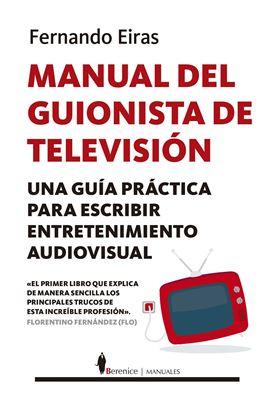 Imagen de MANUAL DEL GUIONISTA DE TELEVISION