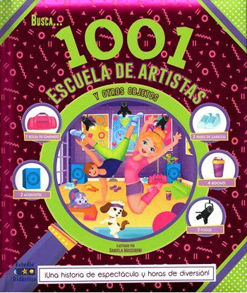 Imagen de 1001 ESCUELA  DE ARTISTAS