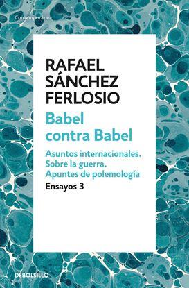 Imagen de BABEL CONTRA BABEL (ENSAYOS 3)