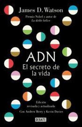 Imagen de ADN. EL SECRETO DE LA VIDA
