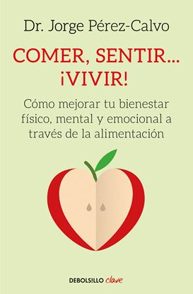 Imagen de COMER, SENTIR...¡VIVIR! (BOL)